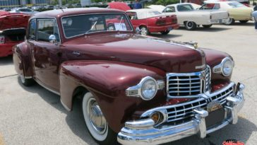 1946 Lincoln Continental 2 Door Coupe