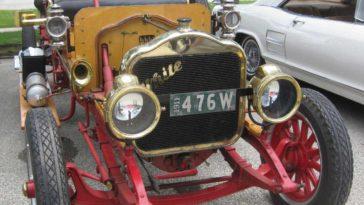 1910 White 3/4 Ton Truck