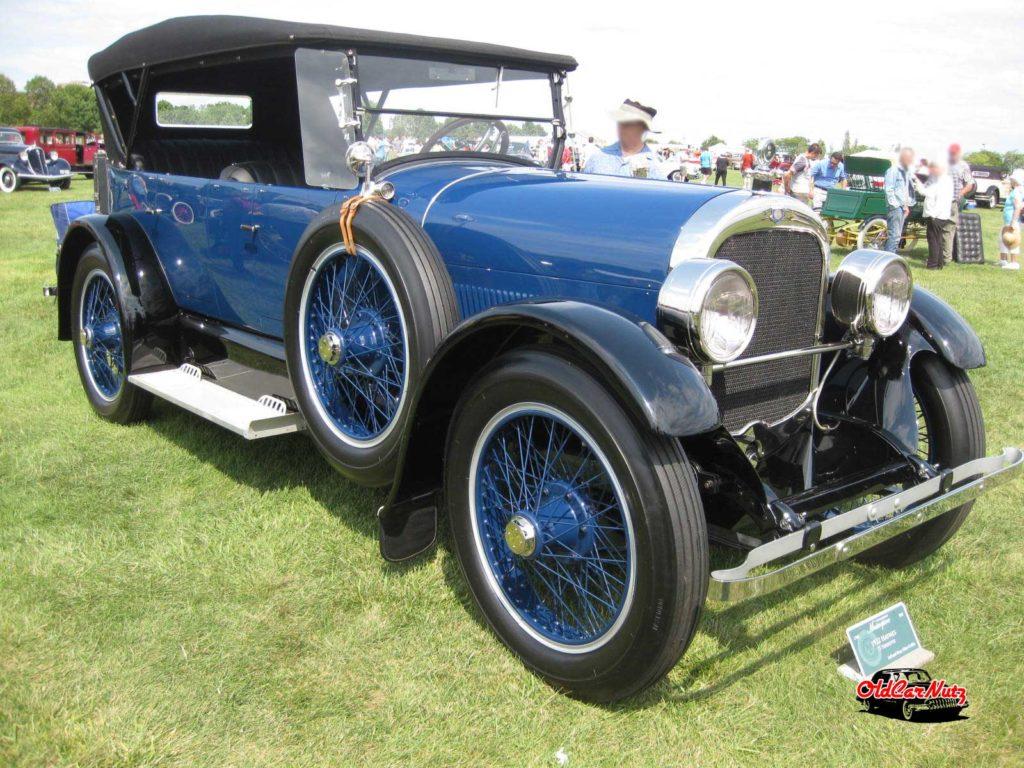 1922 Haynes Model 75 Tourister