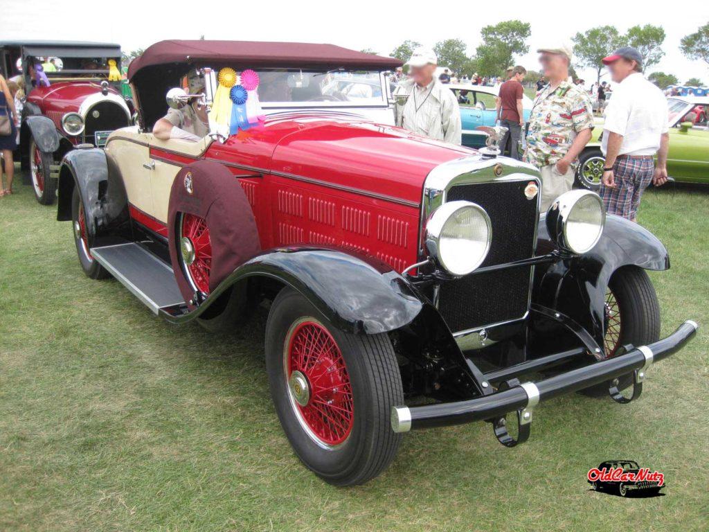 1928 Gardner Model 85 Sport Roadster