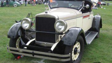 1928 Gardner Model 75 Sport Roadster