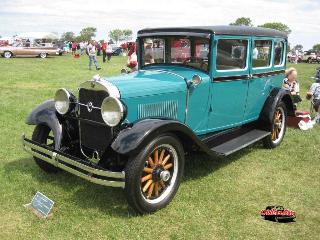 1929 Erskine by Studebaker 52W Sedan