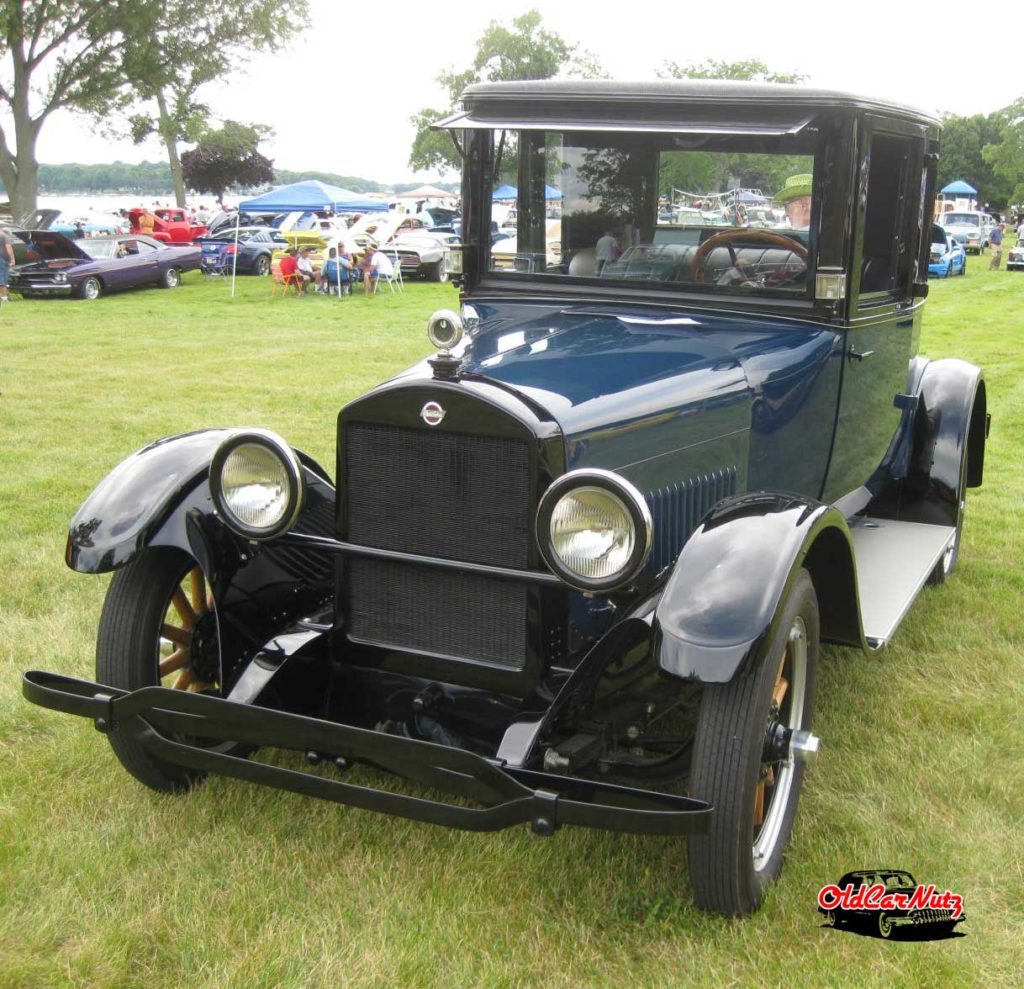 1924 Studebaker EM Coupe