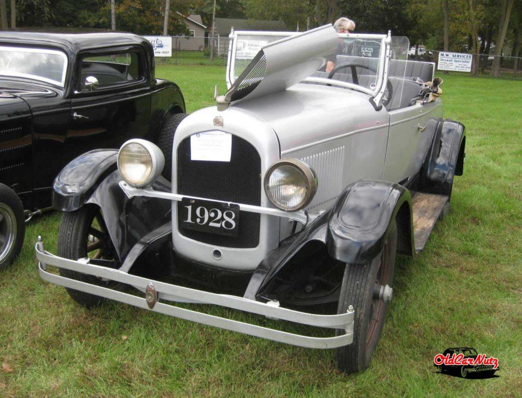 1928 Chrysler Model 52