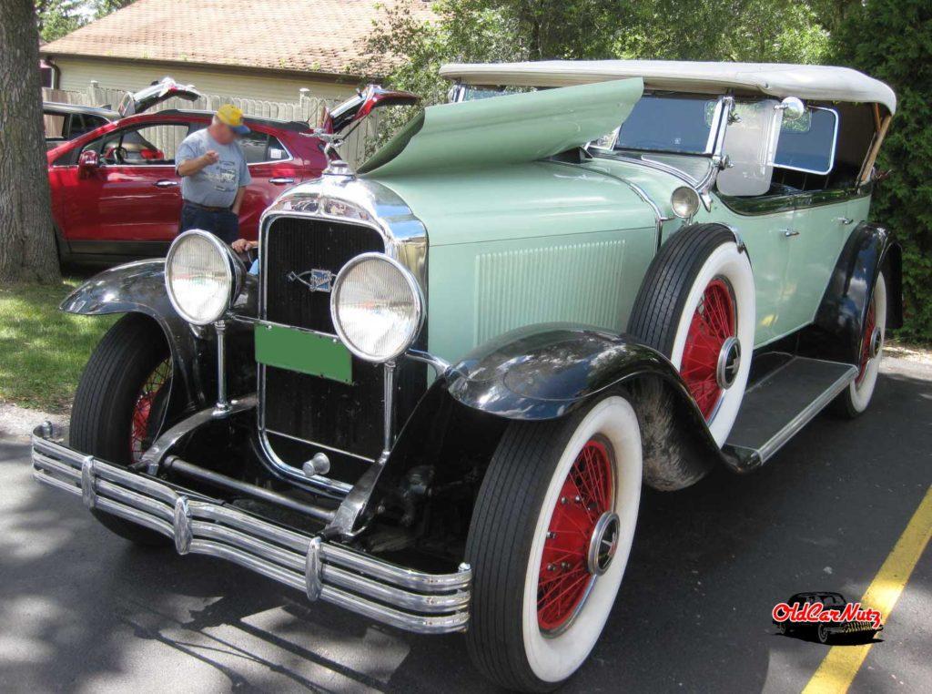 1929 Buick Model 55 Sport Phaeton