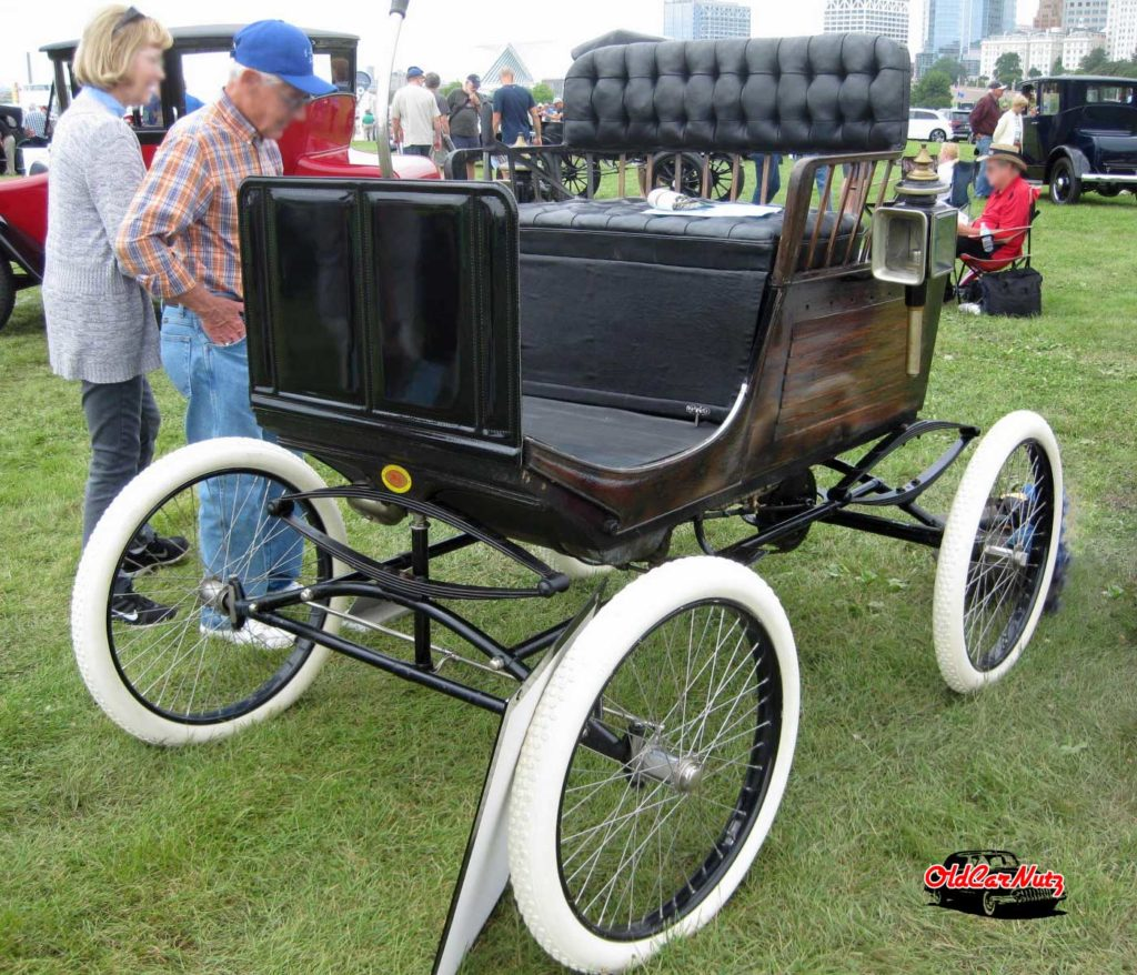 1900 Mobile Runabout