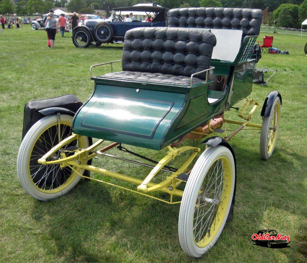 1903 Stanley Steamer Stick Seat Runabout