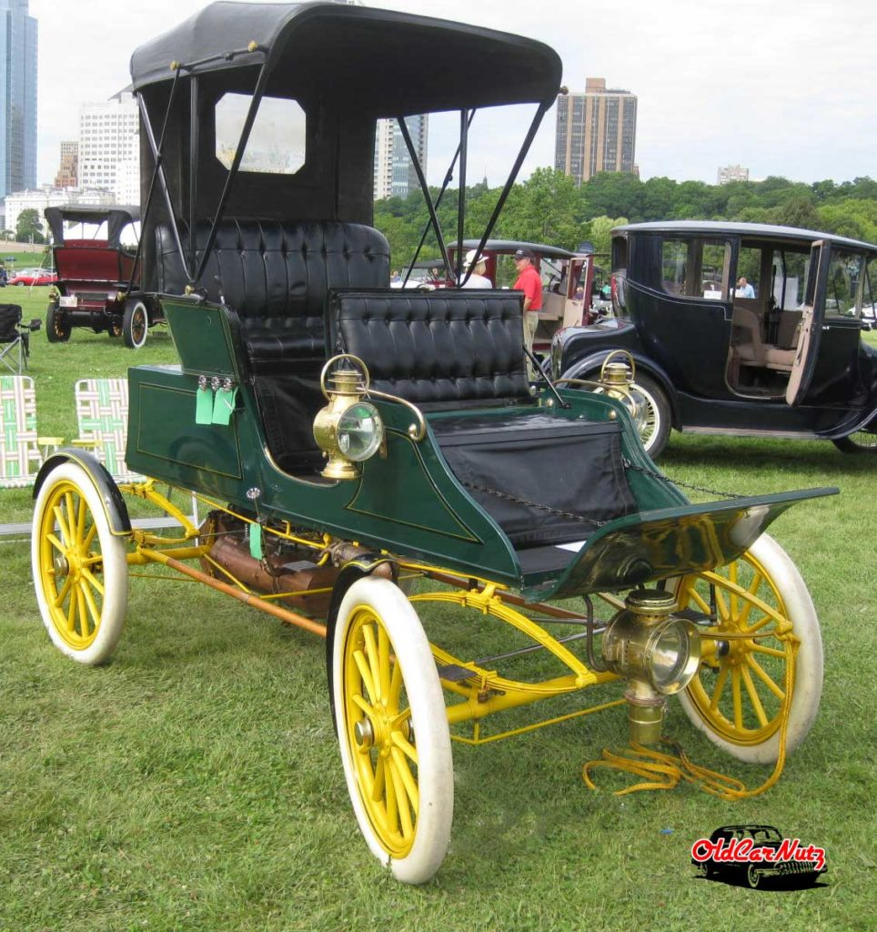 1905 Stanley CX Runabout