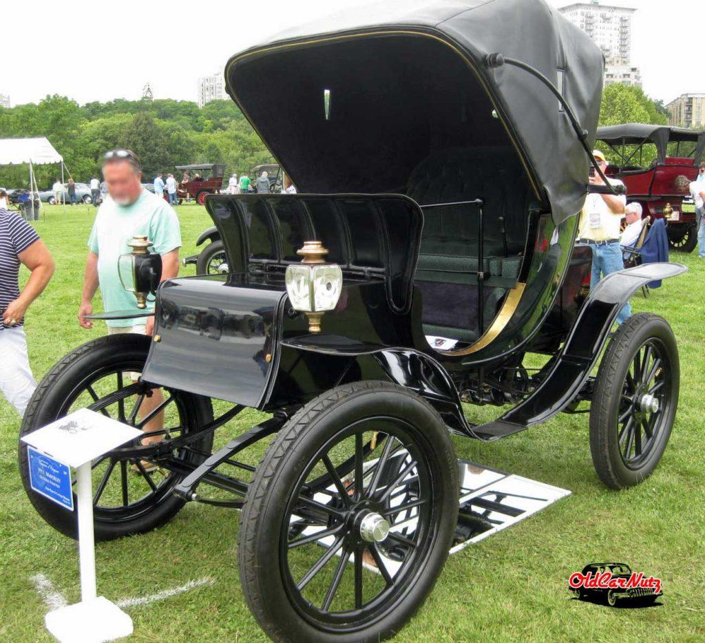 1911 Waverley Victoria Phaeton Convertible