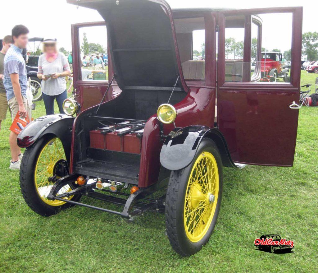 1917 Milburn Model 27