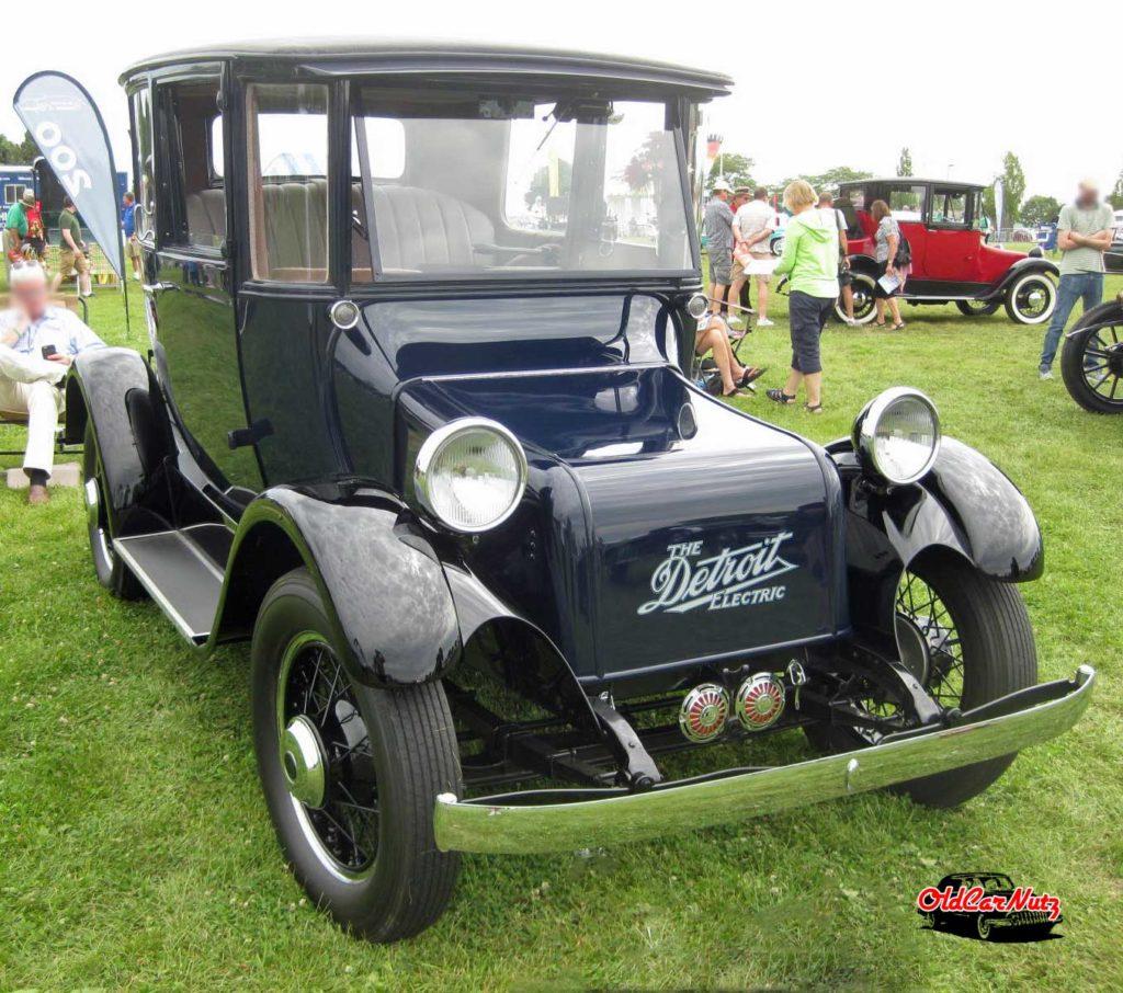 1931 Detroit Electric Model 97