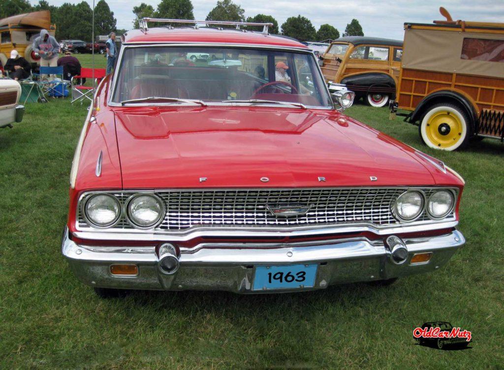 1963 Model Mustang
