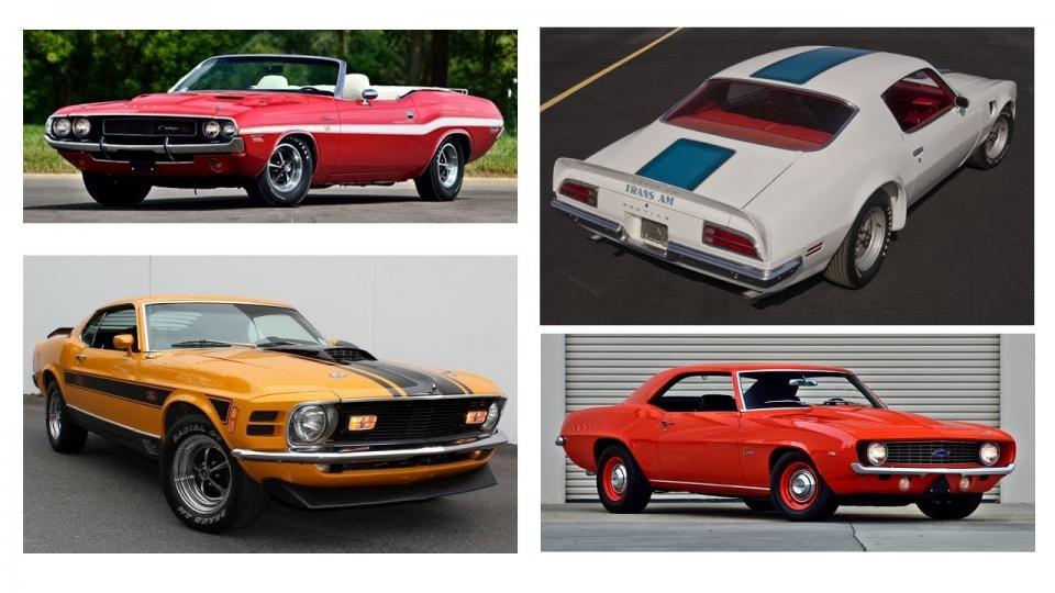 5 fantastic muscle cars under 5000. Black Bedroom Furniture Sets. Home Design Ideas