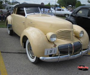 1939 Hupp Skylark Corsair -Cars of the 1930sConvertible